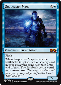 Sell Magic the Gathering cards: Snapcaster Mage. Click for values