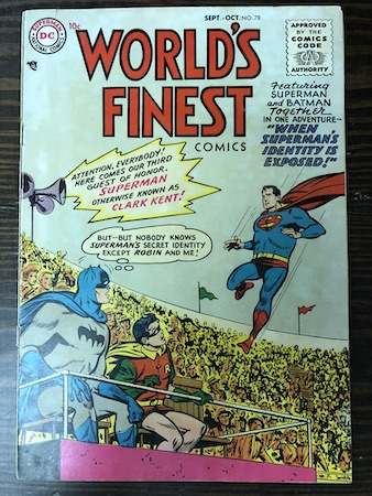 Mystery Bags Series One: World's Finest 78!