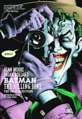 Batman the Killing Joke Deluxe Edition at DotCom Comics and Collectibles