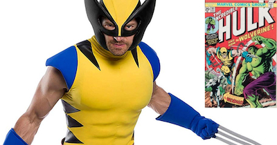 Selfie Saturday #2: Meet Wolverine and Incredible Hulk #181 at DotCom Comics and Collectibles, Saturday July 6, 2019 from 12pm to 3pm. Get your claws out!
